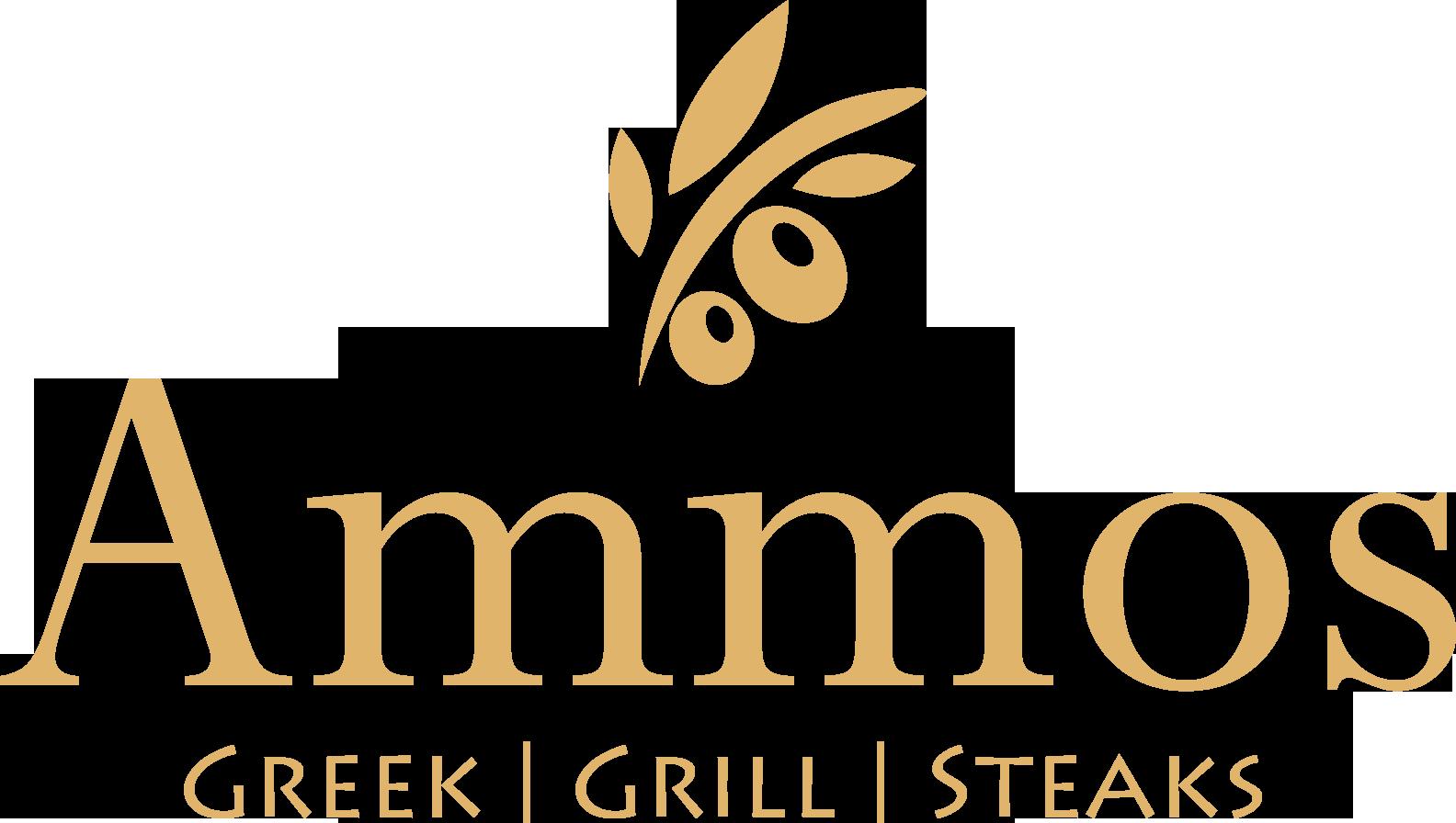 Logo Restaurant Ammos